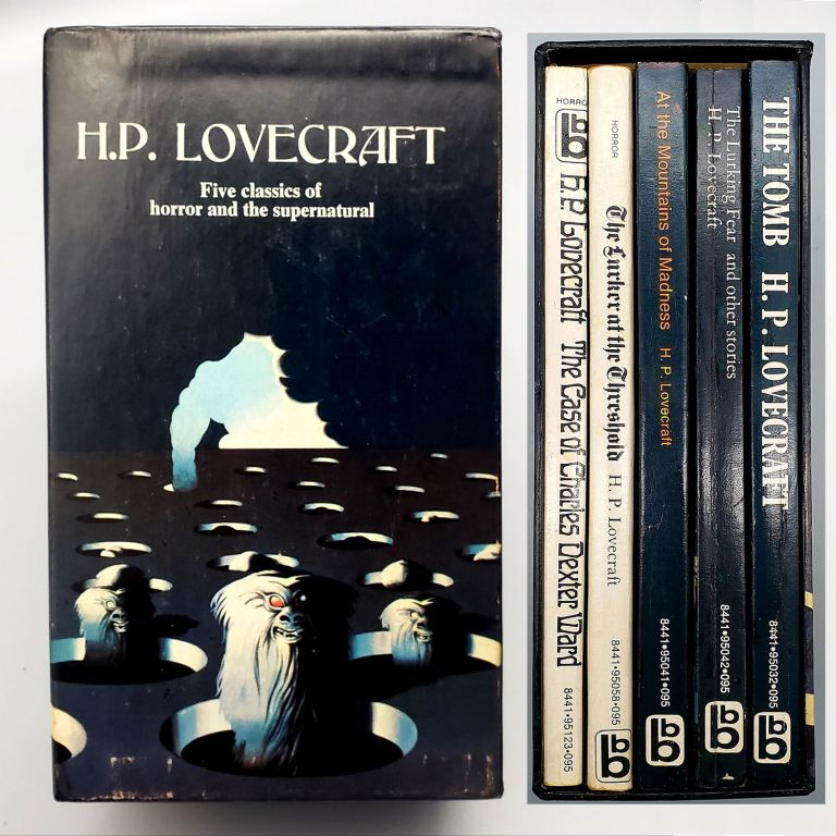 The Arkham Edition of H. P. Lovecraft. H. P. Lovecraft.