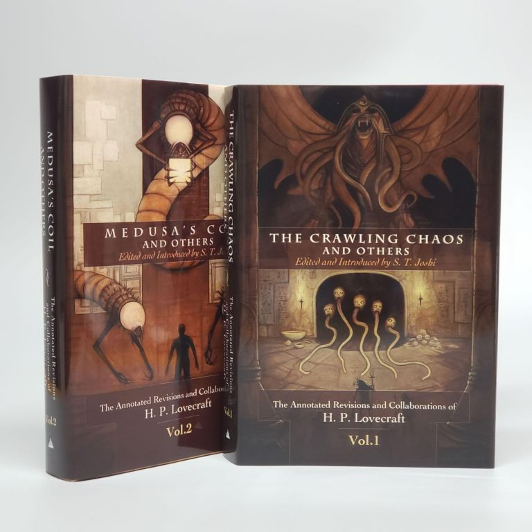 The Crawling Chaos and Medusa's Coil. Howard Phillips LOVECRAFT.