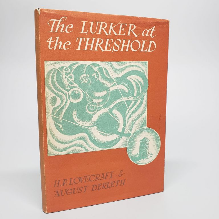 The Lurker at the Threshold. H. P. Lovecraft.