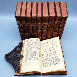 The Works of Alexander Pope, Esq. in Ten Volumes Complete. Alexander Pope