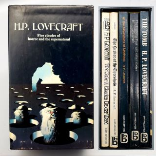 The Arkham Edition of H. P. Lovecraft. H. P. Lovecraft