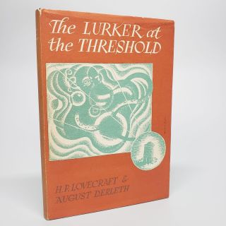 The Lurker at the Threshold. H. P. Lovecraft
